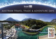Austrian Travel Trade & Adventure Days 2014
