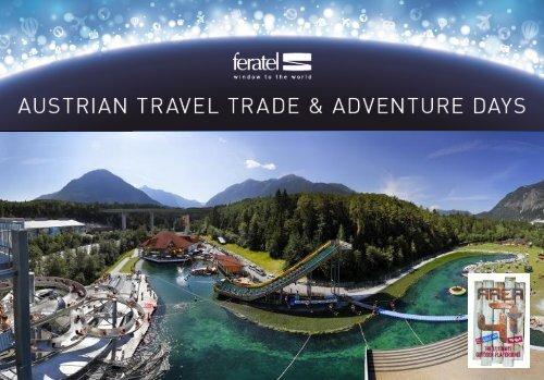 Austrian Travel Trade & Adventure Days 2014