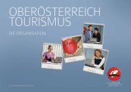 Unternehmensbroschüre - Oberösterreich Tourismus