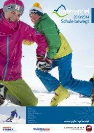 Schule bewegt 2013/2014 - Oberösterreich