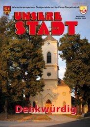 Unsere Stadt 4/2012 (5,7 MB) - Oberpullendorf