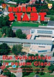 Unsere Stadt 4/2009 (1,39 MB) - Oberpullendorf