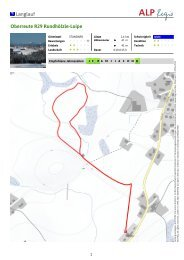 Langlauf Oberreute R29 Rundhölzle-Loipe