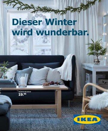 IKEA Winter_Brochure_SUI