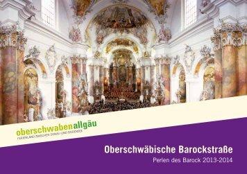 Oberschwäbische Barockstraße - Oberschwaben