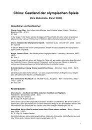 Medienliste China Format: PDF, Größe: 24,88 KB