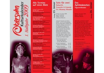 1. Halbjahr - Gemeinde Obersulm