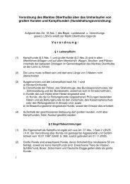 Satzungstext - Markt Oberthulba