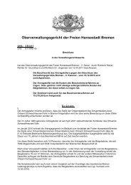 2 B 6-11_B.pdf - Oberverwaltungsgericht Bremen