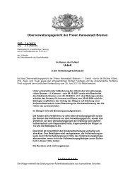 Urteil vom 28.06.2011 - OVG 1 A 141/11 (pdf, 87.1 KB)