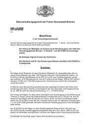OVG 1 A 419/03 - Oberverwaltungsgericht Bremen