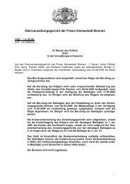 1A16106u.pdf - Oberverwaltungsgericht Bremen