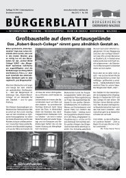 Ausgabe 186 - Mai 2013 (pdf, 7,8 MB) - Bürgerverein Oberwiehre ...