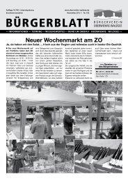 Ausgabe 192 - November 2013 (pdf, 5,8 MB) - Oberwiehre-Waldsee