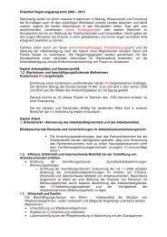 Präambel - Regierungsprogramm 2008 bis 2013 der neu-wieder ...