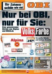 2,5 l - OBI Baumarkt Franken