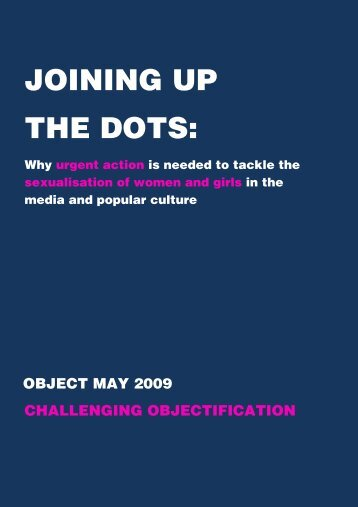 JOINING UP THE DOTS: - Object