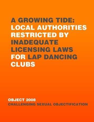 a growing tide: local authorities restricted by inadequate ... - Object