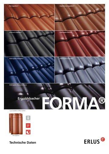 ergoldsbacher forma erlus ag. Black Bedroom Furniture Sets. Home Design Ideas