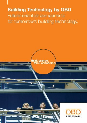 Building Technology by OBO® - OBO Bettermann