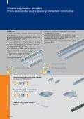 KTS. Sisteme de jgheaburi metalice - OBO Bettermann - Page 3