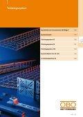 KTS. Trådstegssystem - OBO Bettermann - Page 2