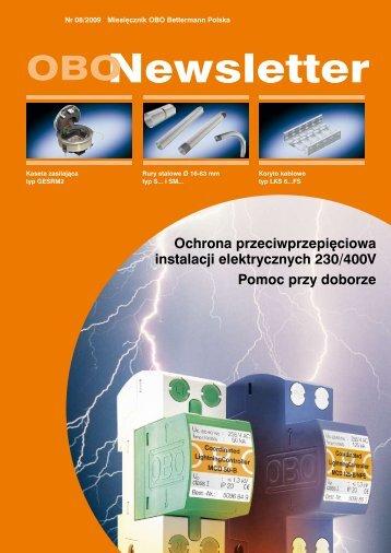 Newsletter - OBO Bettermann
