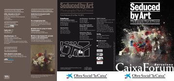 "Seduced by art - Obra Social ""la Caixa"""