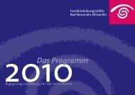 Das Programm - Katholische Familienbildungsstätte Bad Neuenahr ...