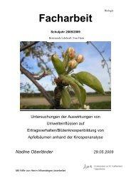 Knospenanalyse Oberländer Nadine.pdf - Obstbau