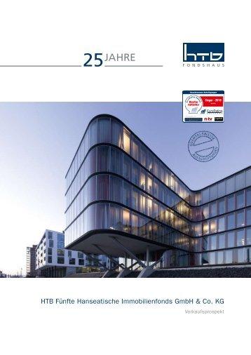 HTB Fünfte Hanseatische Immobilienfonds GmbH ... - Trend-Invest.de