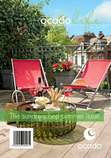 The sundrenched summer issue - Ocado