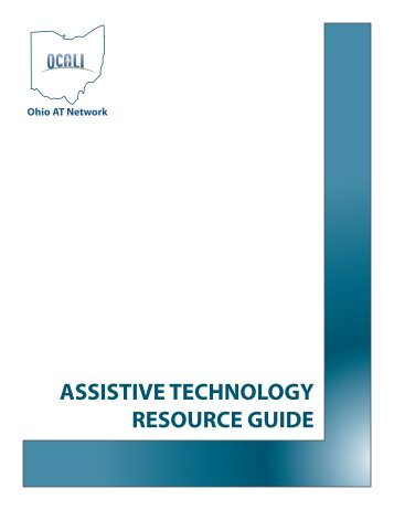 assistive technology resource guide - Ohio Center for Autism and ...