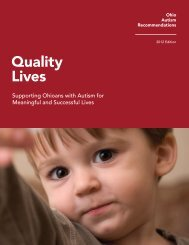 Quality Lives - Ohio Center for Autism and Low Incidence