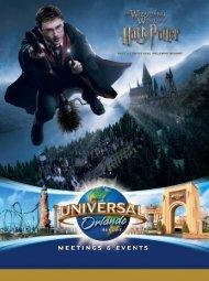 Universal Orlando Resort Meetings & Events