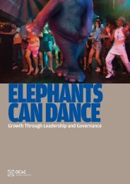 18935_Elephants Can Dance_Layout 1 - OC&C Strategy Consultants