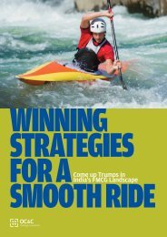 Winning Strategies For A Smooth Ride - OC&C Strategy Consultants