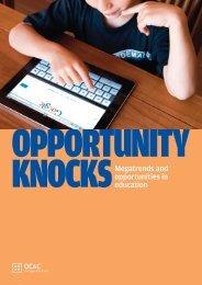 17859_Opportunity Knocks_v1 - OC&C Strategy Consultants