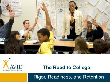 Avid-PowerPoint - Orange County Department of Education