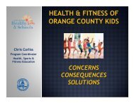 Center For Healthy Schools PowerPoint Presentation