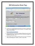 California Legislative Bill Information Online Search Guide - Page 6