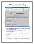 California Legislative Bill Information Online Search Guide - Page 7