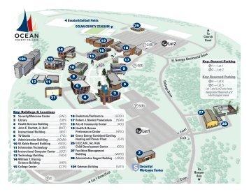 Mendocino College Campus Map.Jughandle Magazines