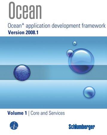 CoreandServices.book - Ocean - Schlumberger