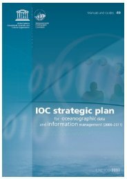 4. implementing the strategy - OceanDocs
