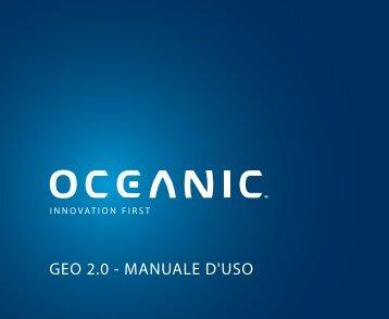 GEO 2.0 - MANUALE D'USO - Oceanic