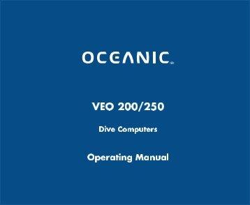 Veo 200/250 Operating Manual - 12-2377-r05.pdf - Oceanic