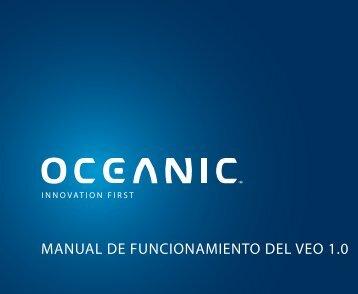 MANUAL DE FUNCIONAMIENTO DEL VEO 1.0 - Oceanic