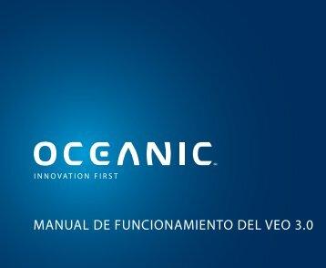 MANUAL DE FUNCIONAMIENTO DEL VEO 3.0 - Oceanic