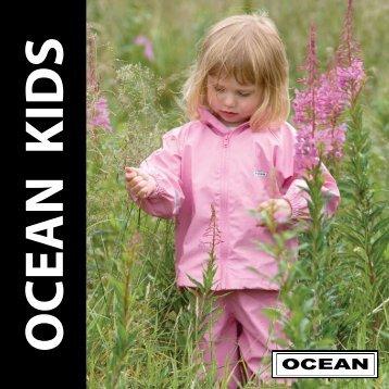 ocean kids - Oceanrainwear.dk